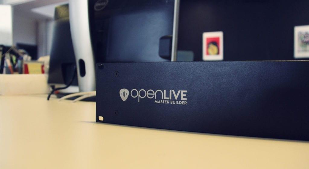 Open live post